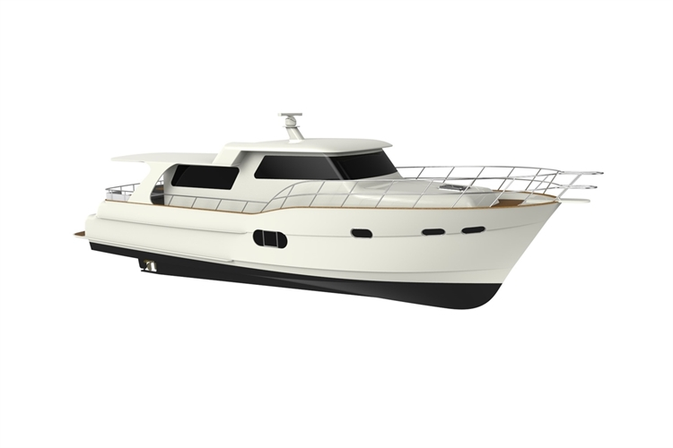 Integrity Boats 530 Grand Sedan